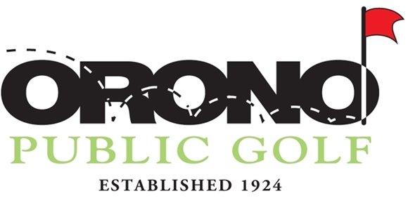 Orono Public Golf Logo
